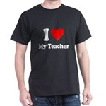 I Heart My Teacher: Dark T-Shirt
