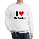 I Heart My Teacher: Sweatshirt