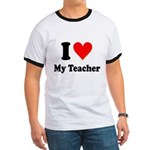 I Heart My Teacher: Ringer T