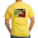 Holiday 2005 DDB Art Yellow T-Shirt