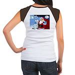 Holiday 2005 DDB Art Women's Cap Sleeve T-Shirt