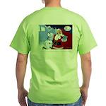 Holiday 2005 DDB Art Green T-Shirt