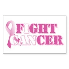 I can fight cancer pink rs Decal