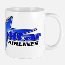 BLUE-STAR-LOGO1A Mugs