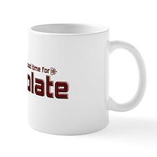 Any Time Chocolate Mug