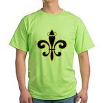 Fleur de Halo Green T-Shirt