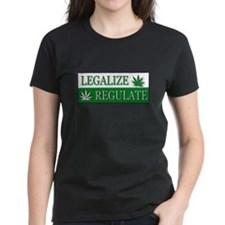 Legalize Regulate Tee
