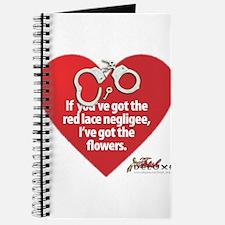 Romantic Valentine Journal