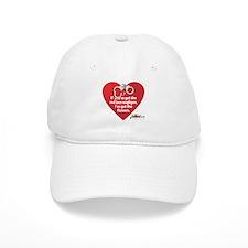Romantic Valentine Baseball Baseball Cap