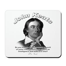 John Keats 01 Mousepad