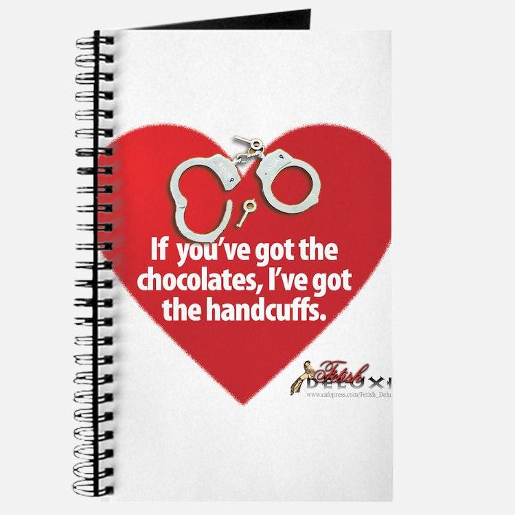 Bondage Valentine Journal