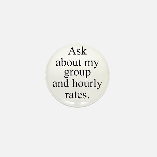 Group Rates Mini Button