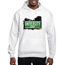 University Av, Bronx, NYC Jumper Hoody