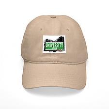 University Av, Bronx, NYC Baseball Cap