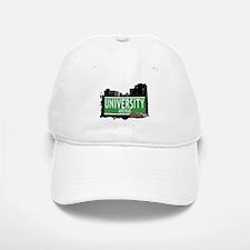 University Av, Bronx, NYC Baseball Baseball Cap