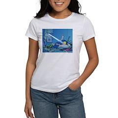 Crack of Noon Women's T-Shirt