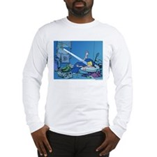 Crack of Noon Long Sleeve T-Shirt