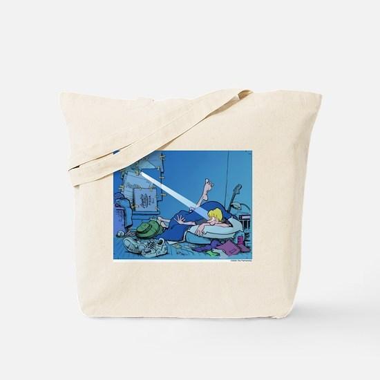 Crack of Noon Tote Bag