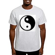 buddhist buddhism shirts Ash Grey T-Shirt