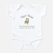 Tiger's Wood Mistress Infant Bodysuit