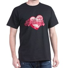 Daddy's Sweetheart T-Shirt
