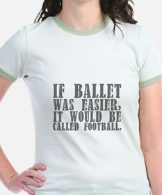 """If Ballet Was"" T"