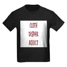 Cloth Diaper Addict T