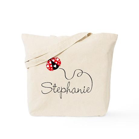Ladybug Stephanie Tote Bag