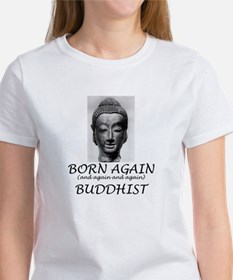 Born Again Buddhist Tee