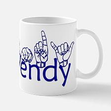 Wendy-bl Mug