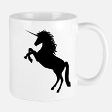 Unicorn Silhouette Mugs