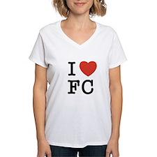 Cute I heart alphabet Shirt