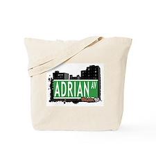 Adrian Av, Bronx, NYC Tote Bag
