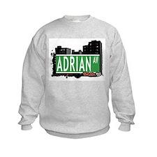 Adrian Av, Bronx, NYC Sweatshirt