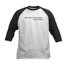The Press is the Enemy Tee