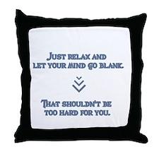 Cute Neytiri Throw Pillow