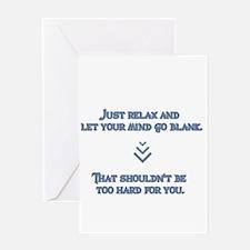 Cute Neytiri Greeting Card