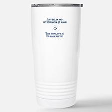 Cute Neytiri Travel Mug