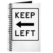 Keep Left Journal