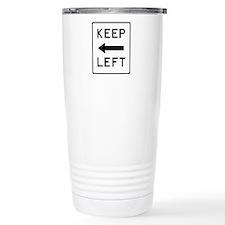 Keep Left Travel Mug