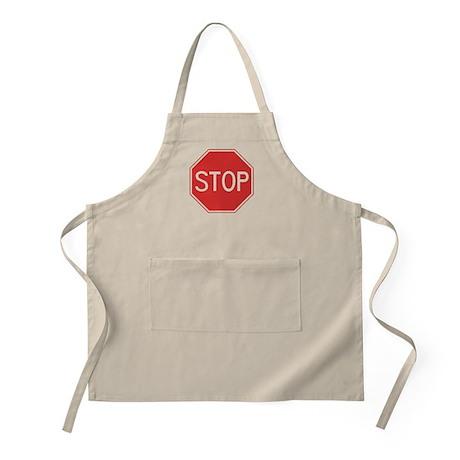STOP Apron