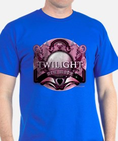 Twilight New Moon Crystal Pink Lion Hearts Crest D