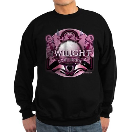Twilight New Moon Crystal Pink Lion Hearts Crest S