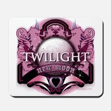 Twilight New Moon Crystal Pink Lion Hearts Crest M