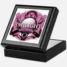 Twilight New Moon Crystal Pink Lion Hearts Crest K
