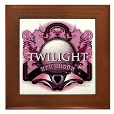 Twilight New Moon Crystal Pink Lion Hearts Crest F