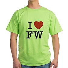 I Heart FW T-Shirt