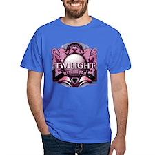 Twilight New Moon Crystal Indigo Crest T-Shirt