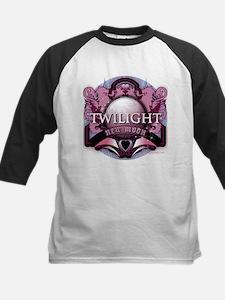 Twilight New Moon Crystal Indigo Crest Tee