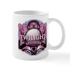 Twilight New Moon Crystal Indigo Crest Mug